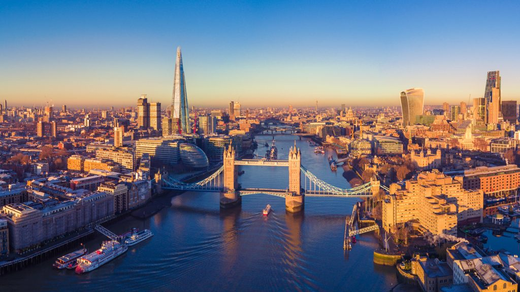 London the capital of england