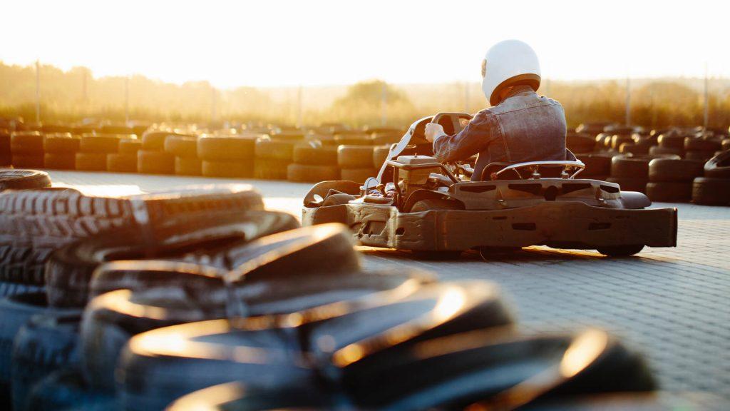 Go-karting track