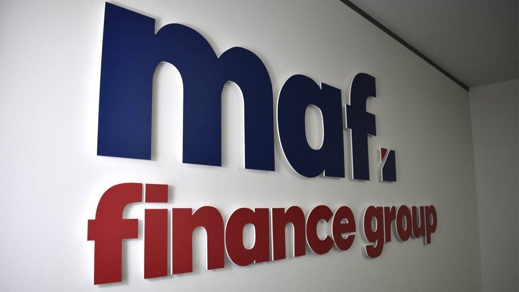 MAF Finance Group logo