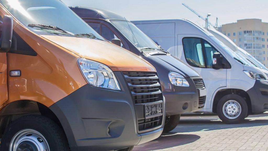 Three Vans